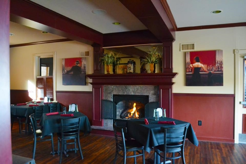 Lake House Restaurant Haunted Dining Options in NJ