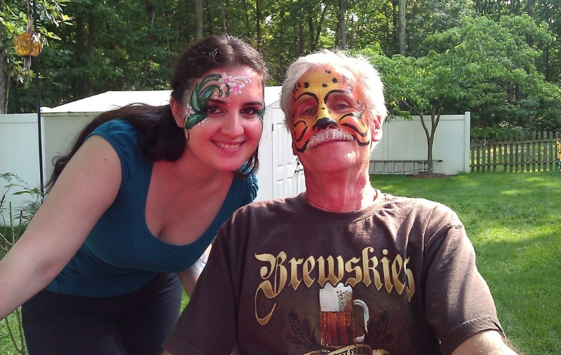 Lana Face Painters in NJ Face Painting services southern NJ