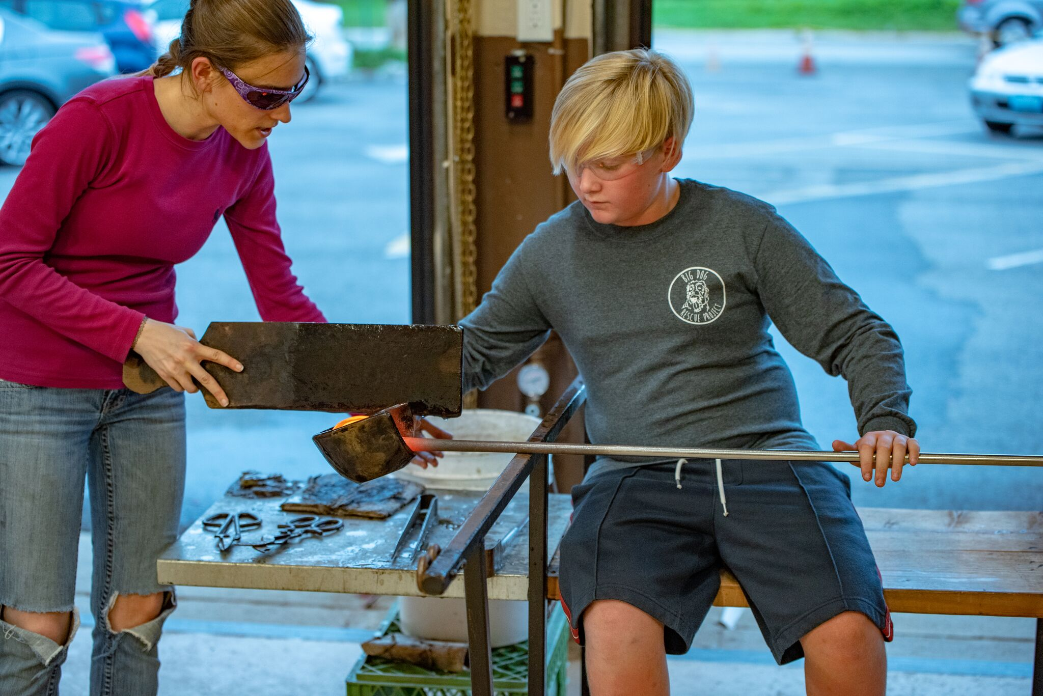 Morris County School of Glass Top Attraction in Morris County, NJ