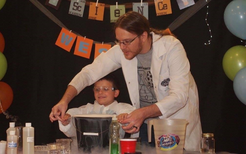Mad Science Camps in NJ  Western NJ