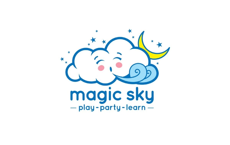 Magic Sky Play Interactive Toddler Play Attractions in New Jersey