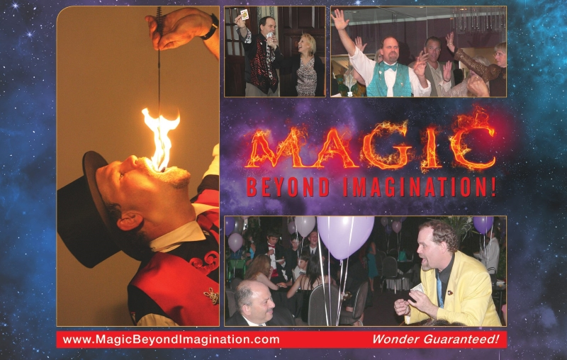 Corporate Events in NJ Magic Beyond Imagination NJ