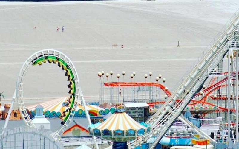 Morey's Piers Amusement Parks in Southern New Jersey