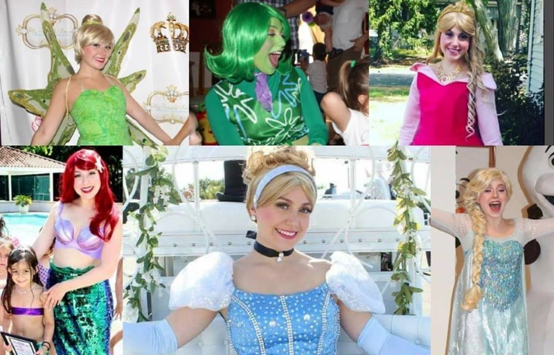 My Fairytale Dream Monmouth County Princess Parties Central NJ
