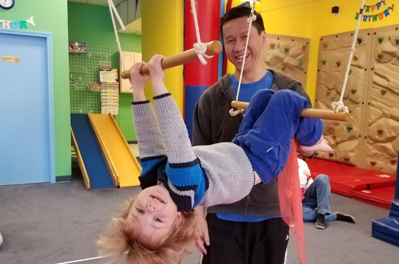 My Gym Manalapan Toddler Attractions in Monmouth County NJ