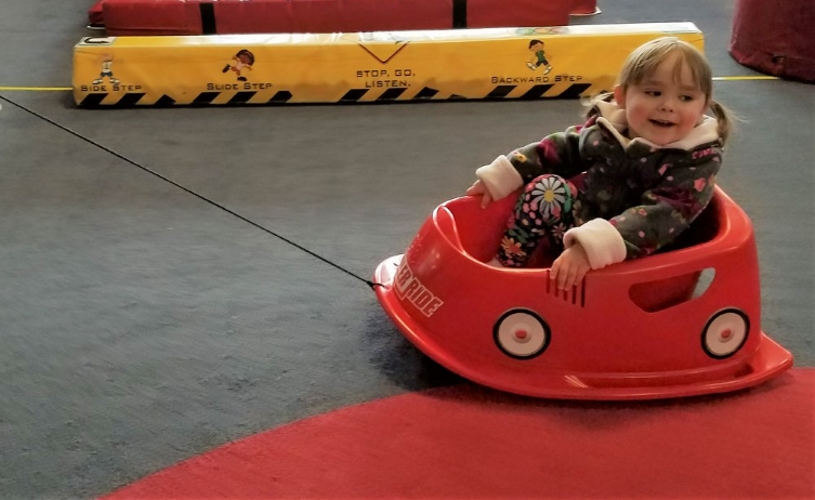 My Gym Manalapan Monmouth County Party Places for Toddlers in NJ