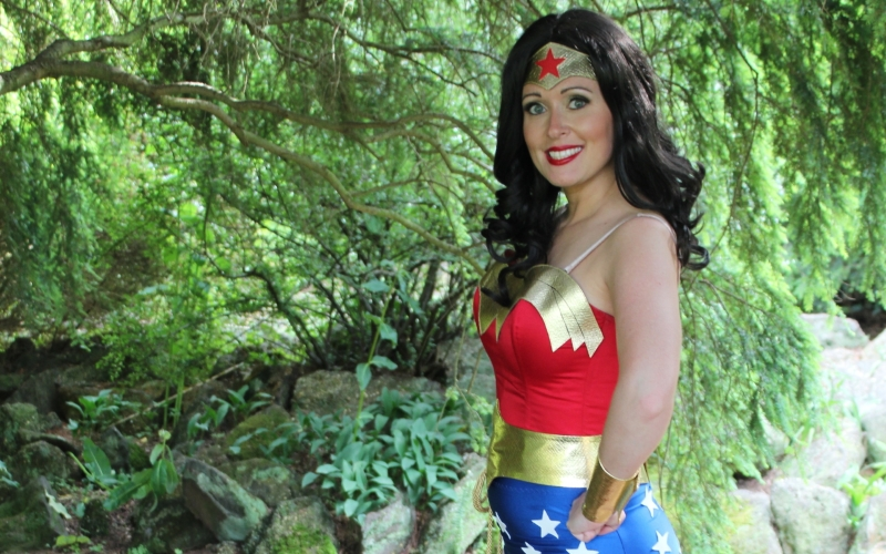 Wonder Woman Costume Characters in NJ My Fairytale Dream