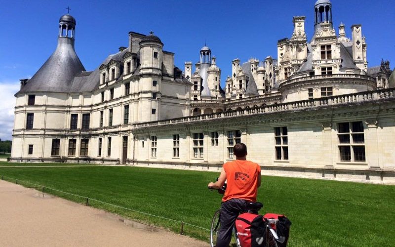 NJ Bike Tours takes you to visit historical sites in NJ!