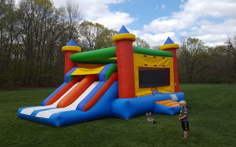 Carnival Parties in NJ NJ Bouncy LLC Northern NJ