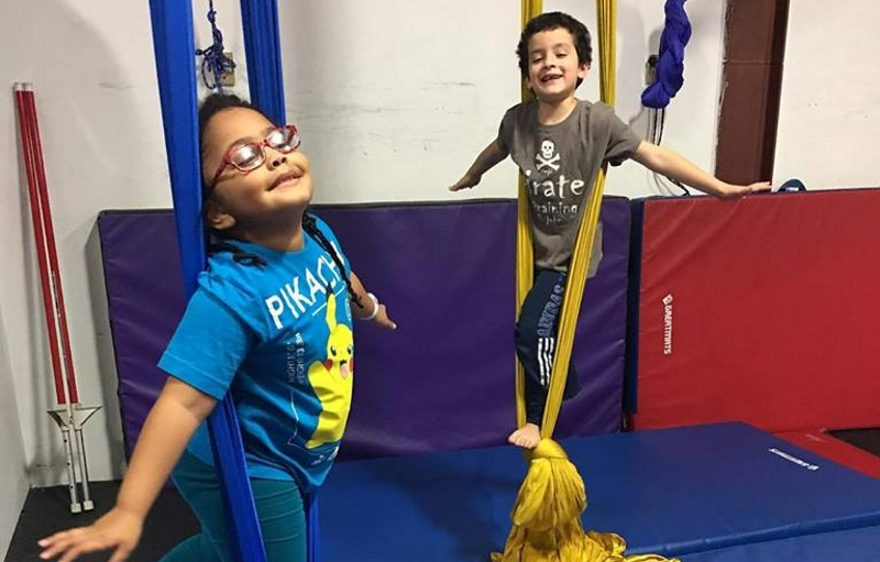 New Jersey Circus Center Monmouth County Party Places in NJ