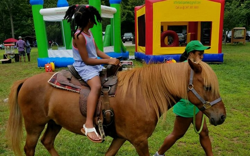 New Joy Farm Entertainment Pony Parties and Pony Rides NJ
