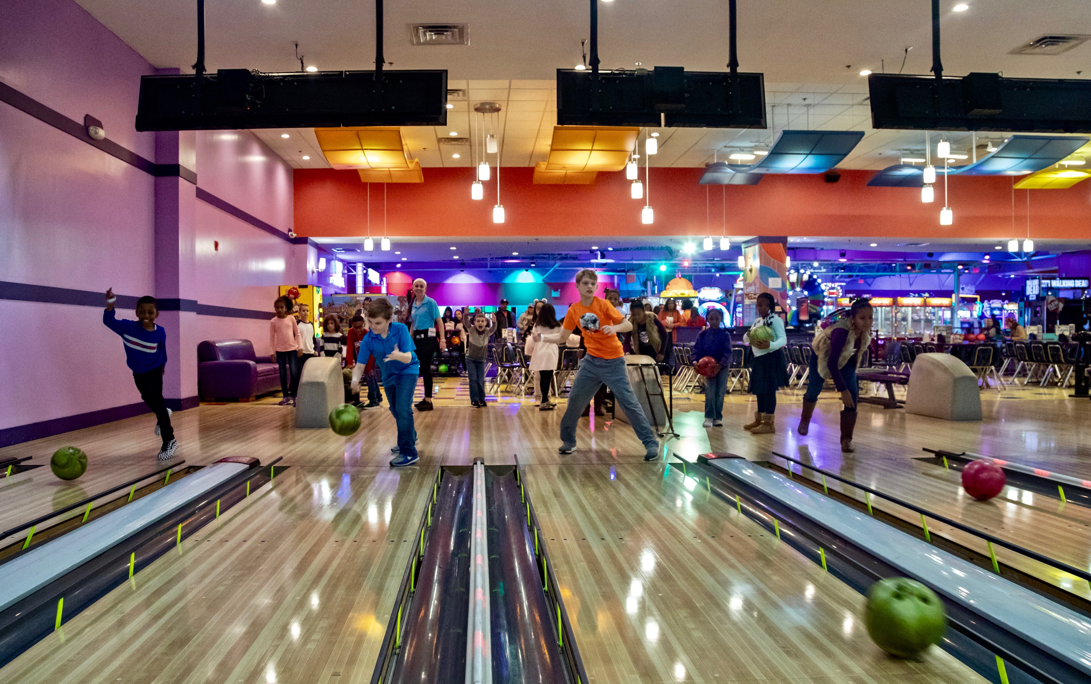 The Funplex Bowling Alley Southern NJ Bowling Centers