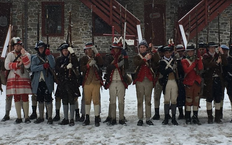 Re-live Trenton NJ and the Revolutionary War with a museum tour at the Old Barracks Museum.