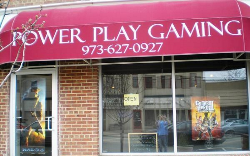 Power Play Gaming Denville NJ Party Places for Kids