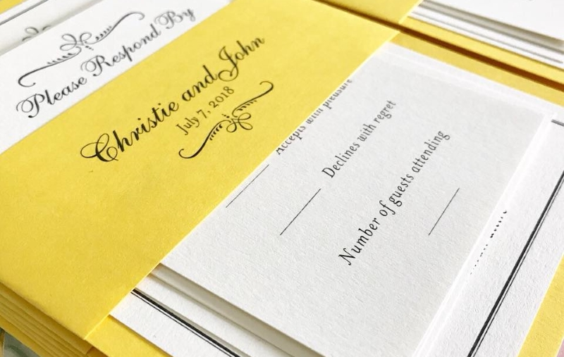 Paper Rose Invites Invitation Services in NJ