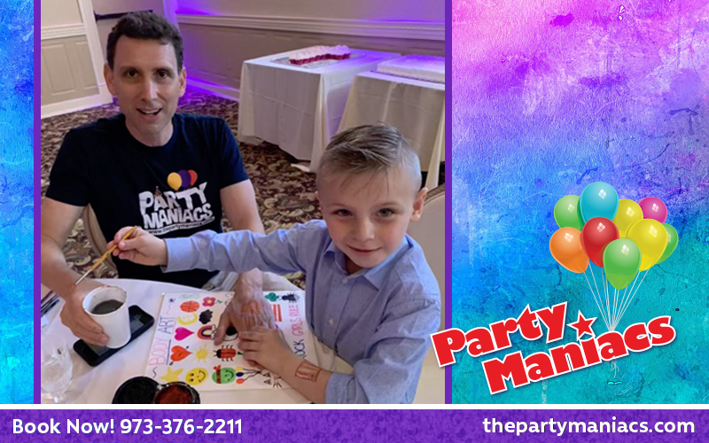 Arts and Crafts Parties NJ Union County Party Maniacs