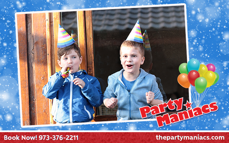 Boy parties in NJ Central NJ Northern NJ Party Maniacs