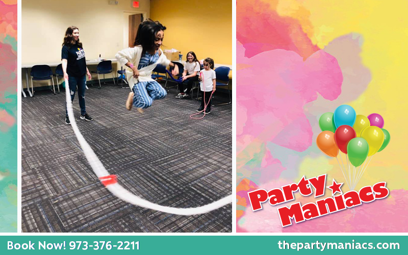Party Maniacs NJ Party Corporate Party entertainers in NJ