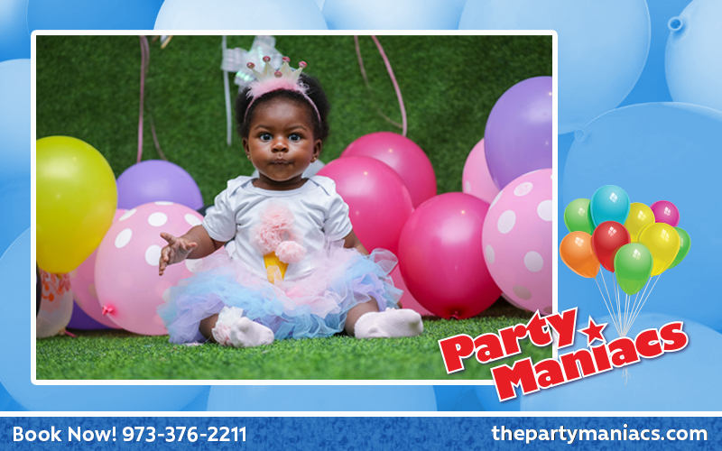 Party Maniacs NJ Baby's First Birthday