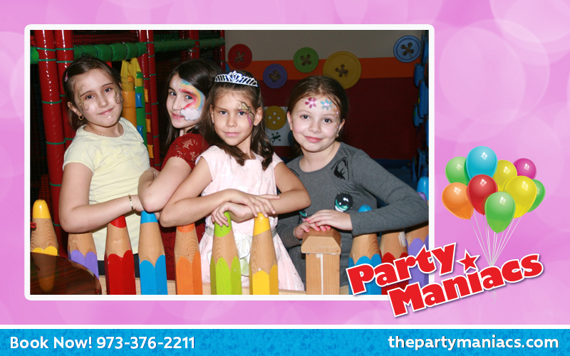 Party Maniacs Girl themed Parties in Central, NJ