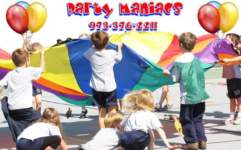 Unique Kids Parties in NJ Party Maniacs Traveling Party Services