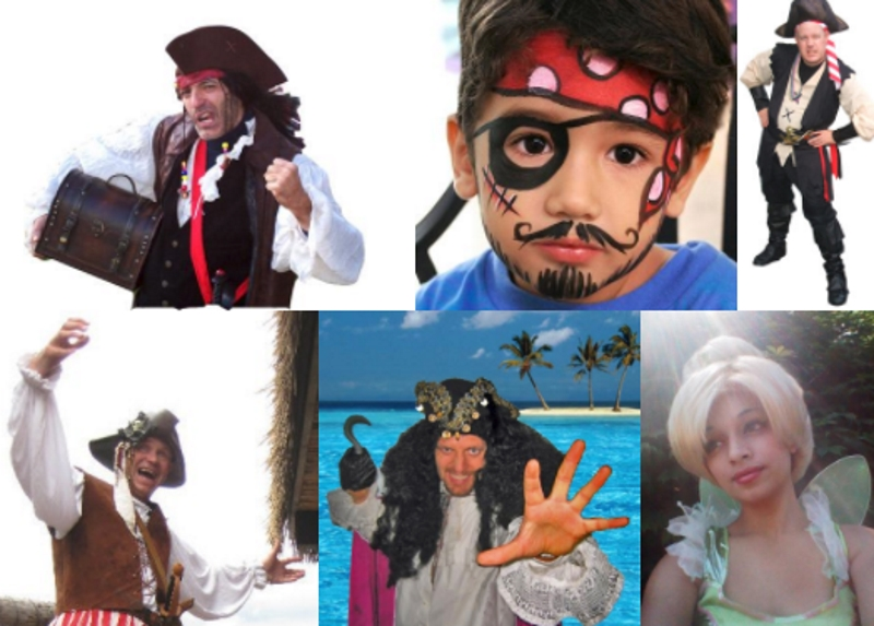 Pirate Parties in NJ Beauty and the Beast LLC