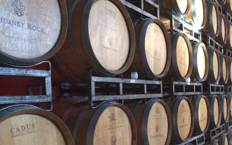Hours of preparation are put into perfecting wine at Renault Winery in Little Egg Harbor NJ!