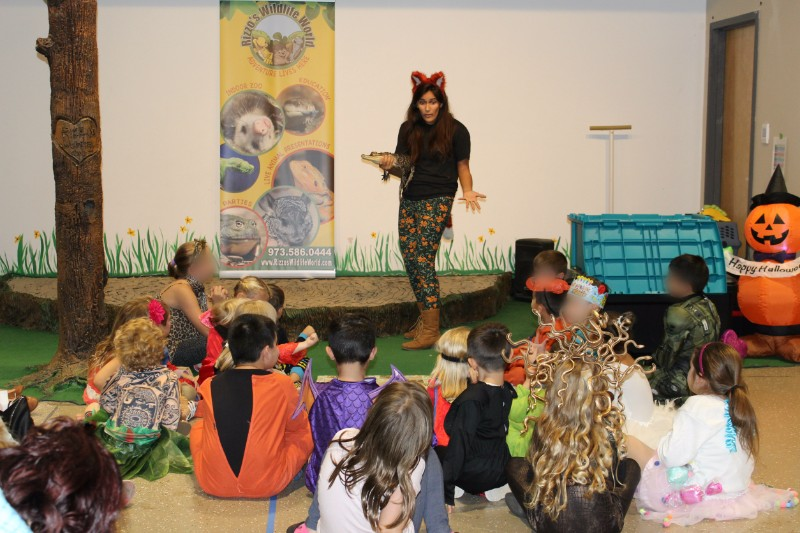 Rizzo's Wildlife World Unique Party Entertainment for Kids in Northern NJ