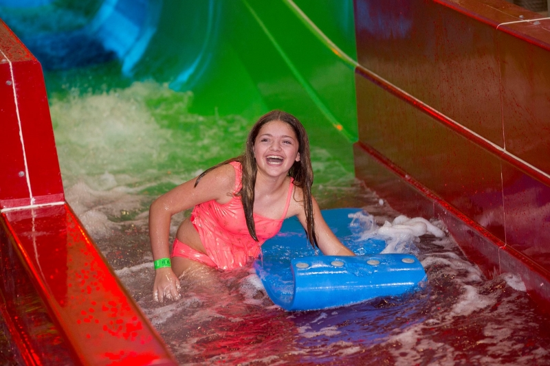 Sahara Sam's is the perfect Southern NJ spot for the whole family - bring your tweens, teens, and kids.