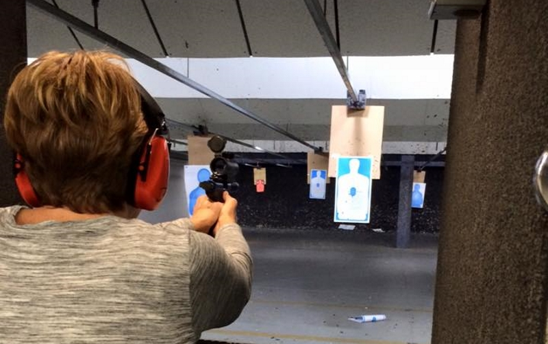 Garden State Shooting is an indoor rainy day activity in NJ that is truly ear-shattering!