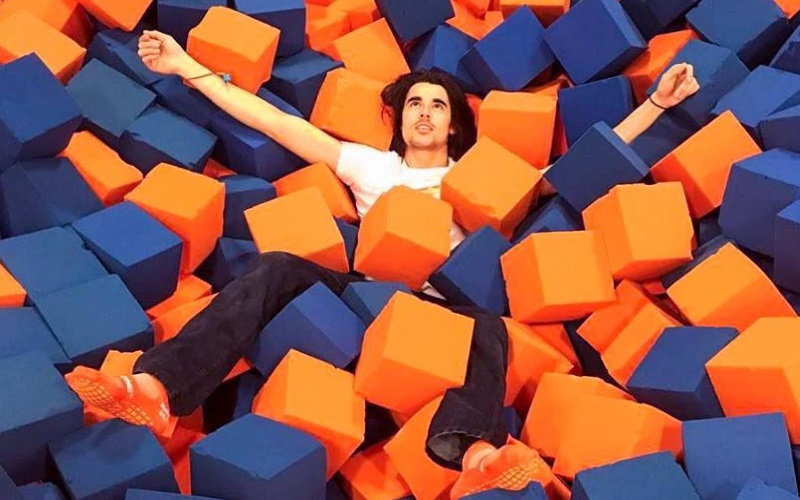 Take a trip to Sky Zone of Moorestown, South Jerseys best indoor play place!