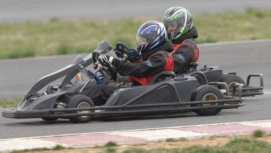 NJMP Outdoor Go Kart Tracks in Southern New Jersey