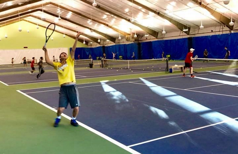 Tennis Centers in Northern NJ Morris County The Strand Tennis