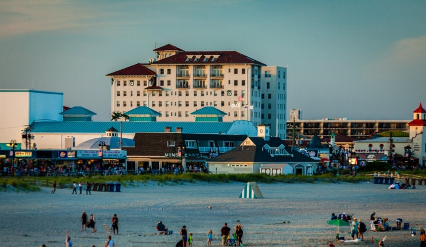 The Flanders Hotel New Jersey Shore  Attractions