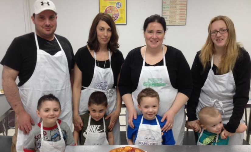 Young Chef's Academy Children's Parties in Central NJ
