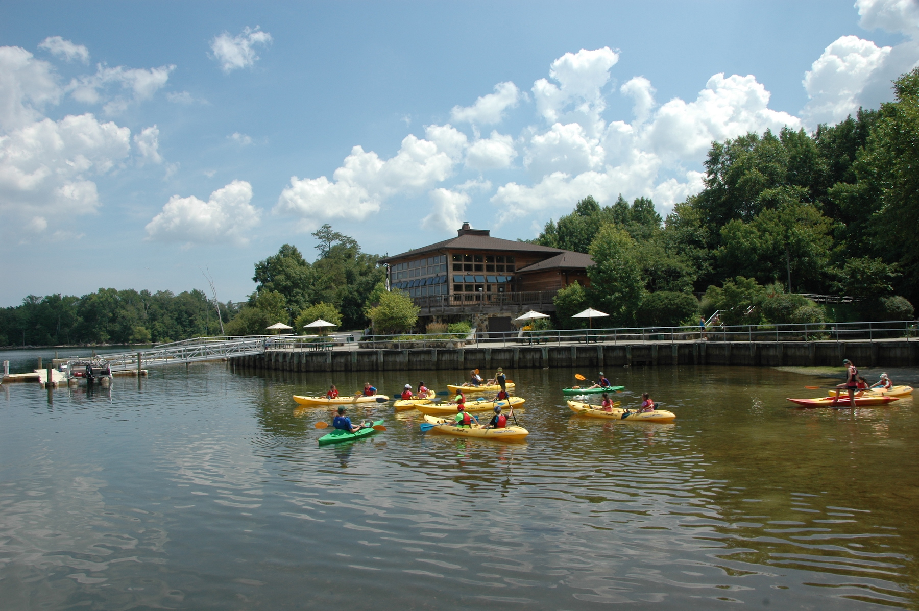 Monmouth County Park System Summer Camps in NJ