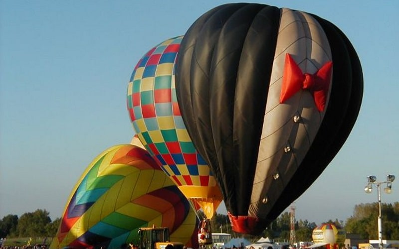 A Beautiful Balloon Best Attraction to Experience in All of NJ!