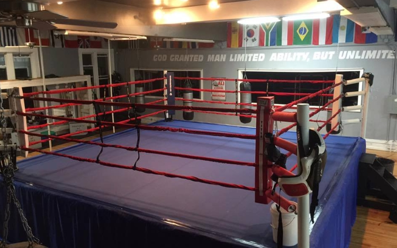 Aces Boxing Club Classes in Boonton NJ
