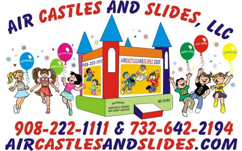 Air Castles and Slides Inflatable Water Slide Rentals in NJ