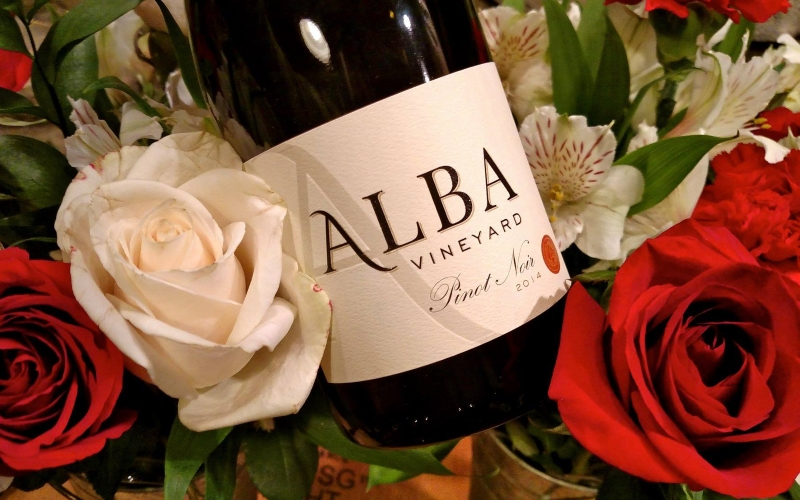 Alba Vineyard & Winery Date Night Central Jersey