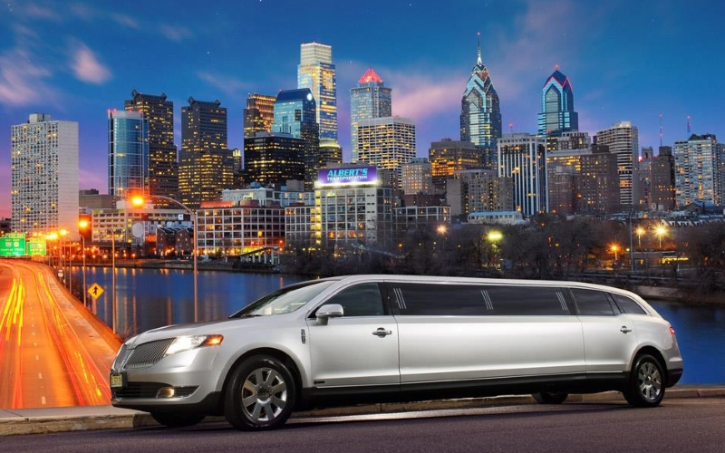 Alberts Transportation Wedding Limo Service in NJ