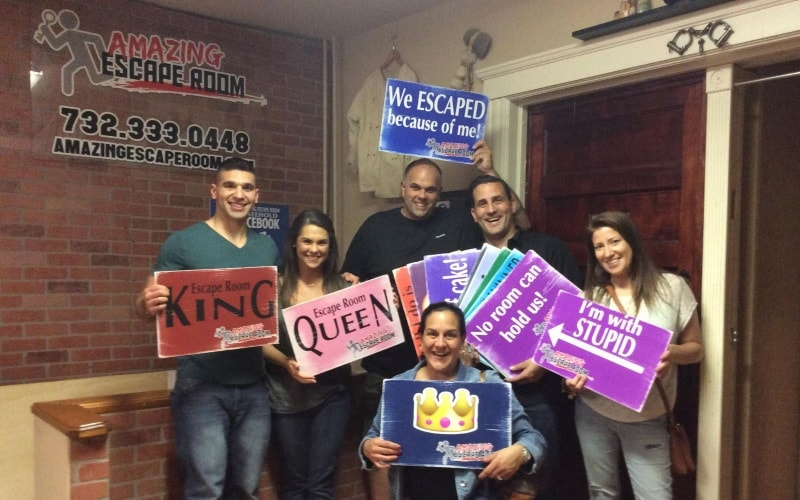 Amazing Escape Room Top Attraction to Visit in NJ