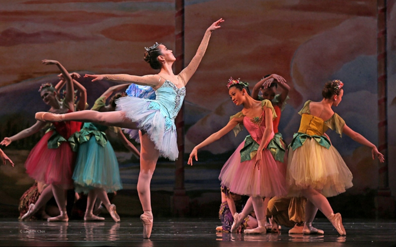 American Repertory Ballet Performances Central Jersey