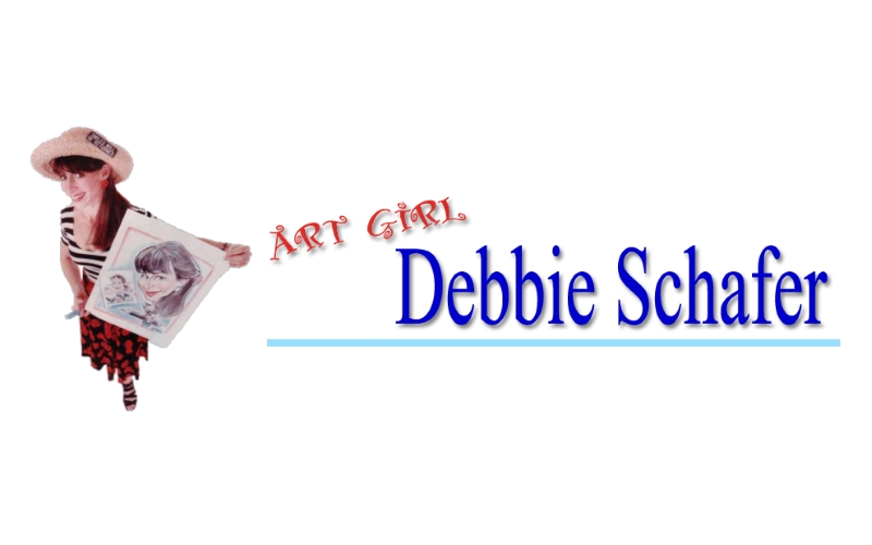 Art Girl Debbie Schafer Wedding Entertainer New Jersey