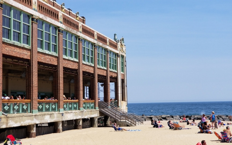 Asbury Park Boardwalk New Jersey Guide to Boardwalks