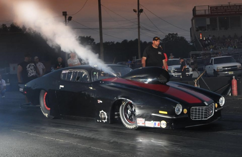Atco Dragway Auto Race Tracks in NJ Camden County