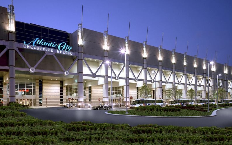 Atlantic City Convention Center Attractions Southern NJ