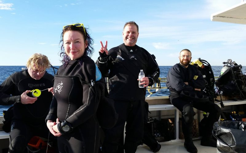 atlantic spear and scuba diving charters in monmouth county nj