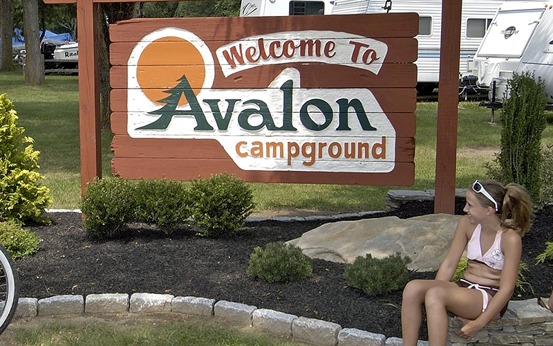 Avalon Campground Jersey Shore Camping NJ