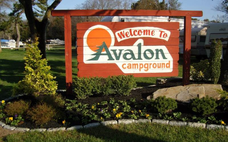 Avalon Campground Top Camping Site in New Jersey